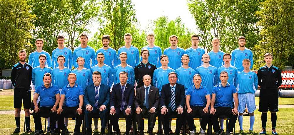 ФК «Луки-Энергия» оформил заявку на сезон-2016
